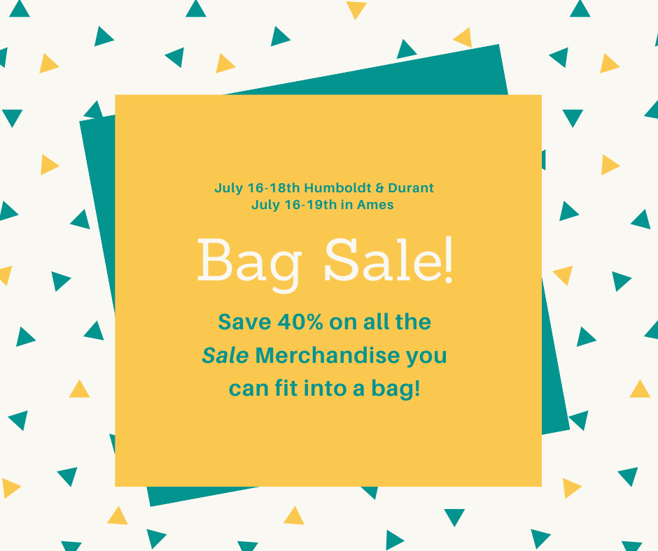 Fill Your Bag & Save BIG!!