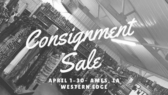 Western Edge Consignment Sale