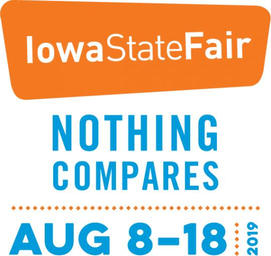 It's Iowa State Fair Time!!!