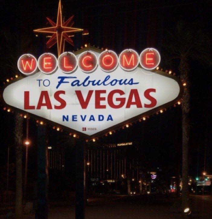 Viva Las Vegas... Here We Come!!