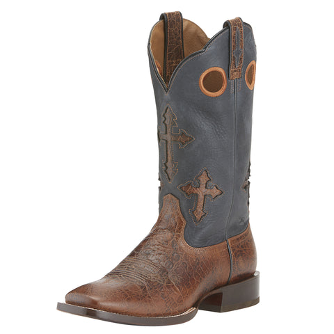 Ariat Ranchero Adobe Clay Square Toe Boot