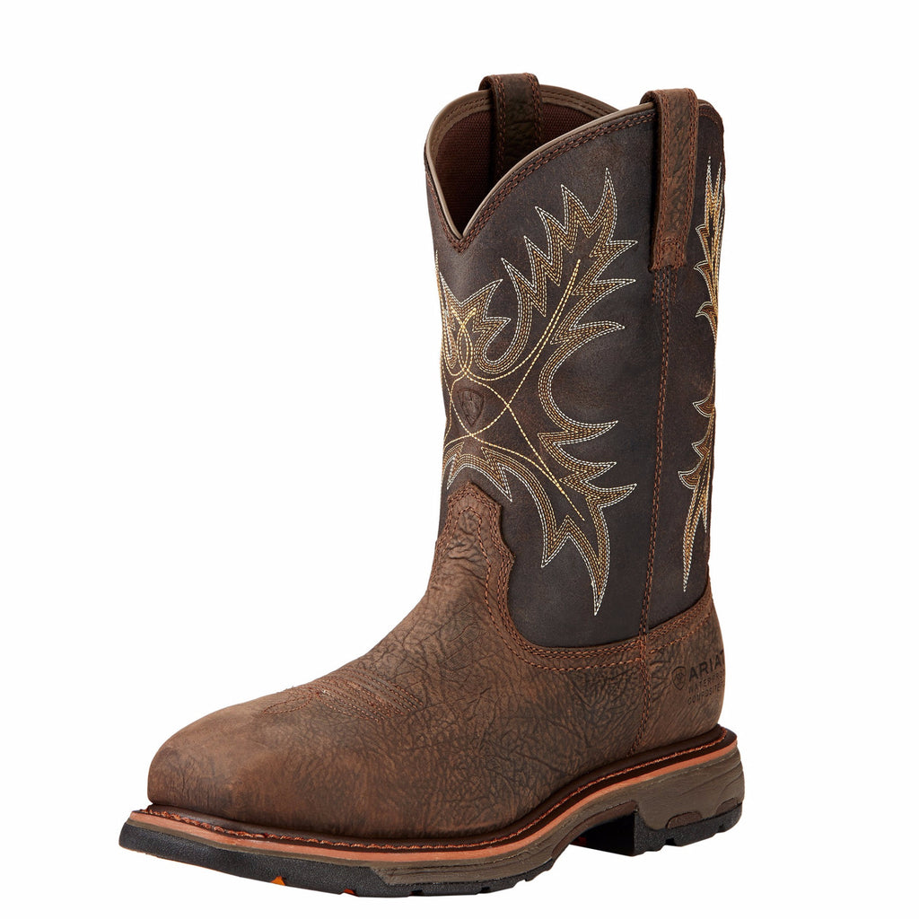 Ariat Men's Work Hog Composite Toe Work Boot