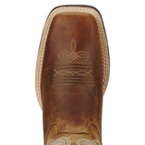 Ariat Women's Brown Square Toe Boots