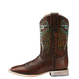 Ariat Girl's Mesteno Cinnamon Square Toe Boot