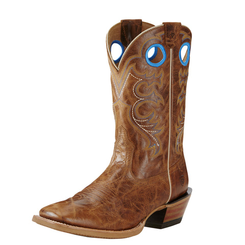 Ariat Men's Dust Brown Crossfire Square Toe
