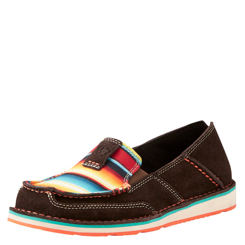 Ariat Women's Chocolate Serape Cruiser