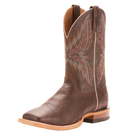 Ariat Men's Brown Arena Rebound Broad Square Toe Boot