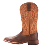 Ariat Men's Brown Wicker Pecos Square Toe Boot