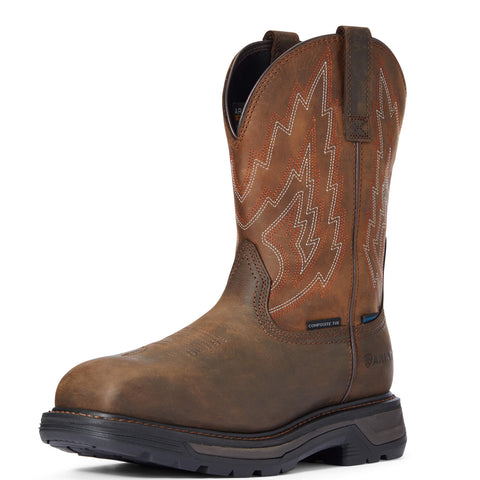 Ariat  Men Big Rig Composite Toe Work Boot