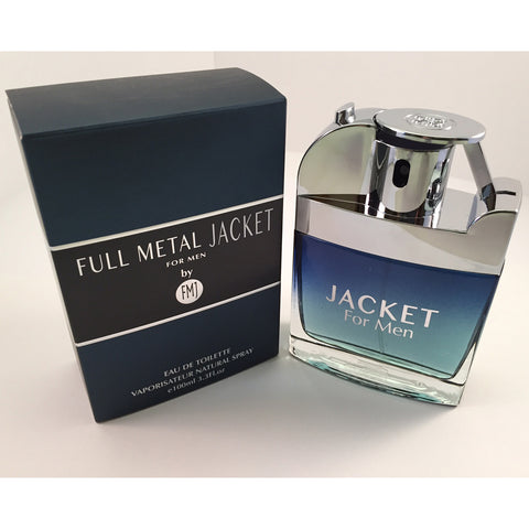 Diamond O's Full Metal Jacket - JACKET - Cologne for Men