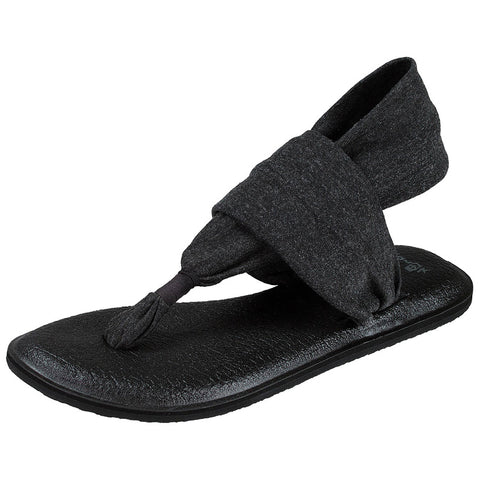 Sanuk Women's Charcoal Sandle