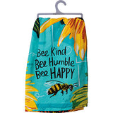 Bee Kind Dish Towel