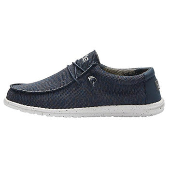 Heydude Wally Sox Navy Grey