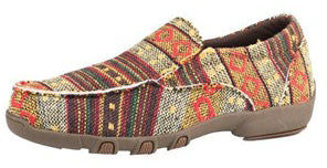 Roper Kid's Aztec Slip On Shoe