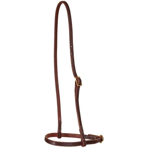 Oxbow Tack Harness Leather Oiled Caveson