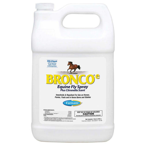Bronco E Fly Spray Gallon