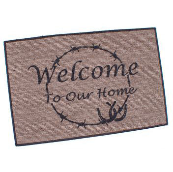 Welcome To Our Home Mat