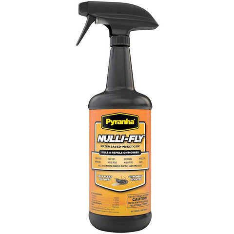 Pyranha Nulli-Fly Fly Spray