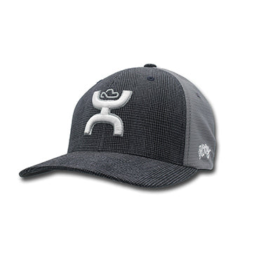 Hooey- Black and Grey Ball Cap