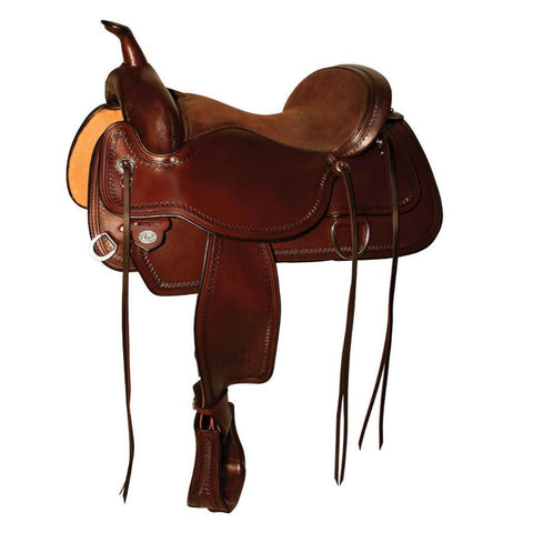 Circle Y Topeka Flex Lite Trail Saddle