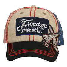 Freedom Did Not Come Free Cap