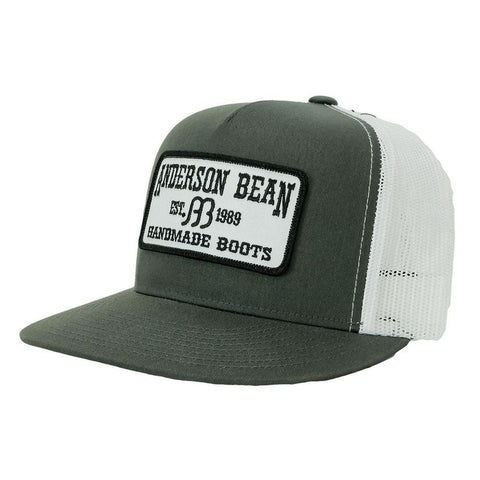 Red Dirt Designs Anderson Bean Youth Black/White Cap