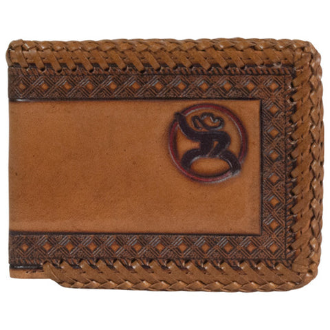 Hooey Whipstitch Roughy Bifold