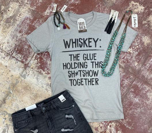 J.Forks Designs Whiskey Tee
