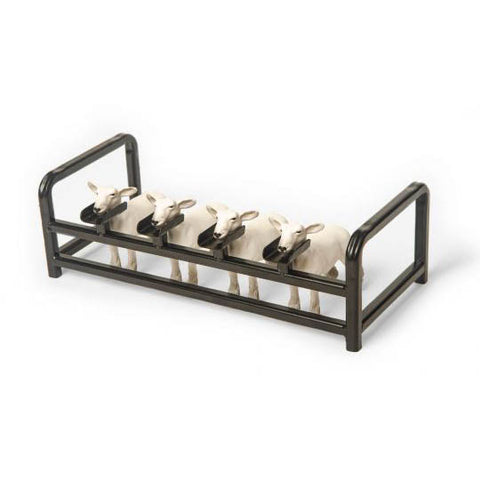 Little Buster Toys 4 Head Goat and Lamb Show Rail