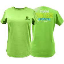 John Deere Ag Department Tee