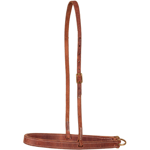Oxbow Oiled Flat Harness Leather Tiedown