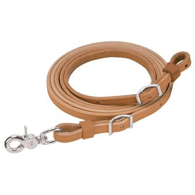 "Weaver Leather 1/2"" x 8' Horizons Roping Rein"