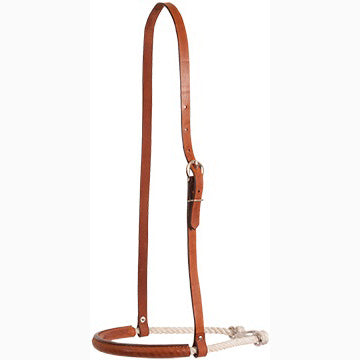 Mustang Rope and Leather Noseband