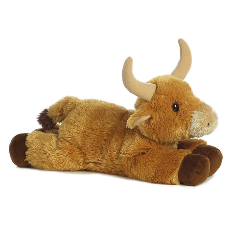 Toro Bull Stuffed Animal