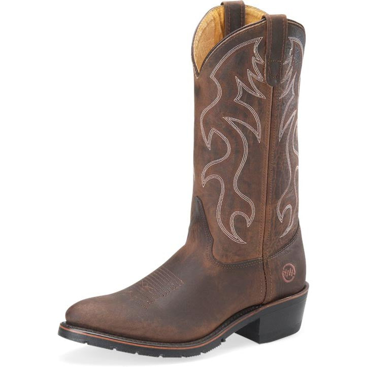 "Double H ""Robert"" Western Work Boot"