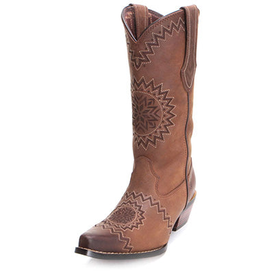 Durango Women's Crush Laser Etch Boots