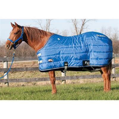 Weaver 420 Denier - 320 Gram Blue Stable Blanket