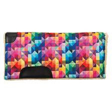 Weaver Leather Multi Colored Pony Pad