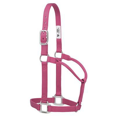 Large Blush Pink Nylon Halter