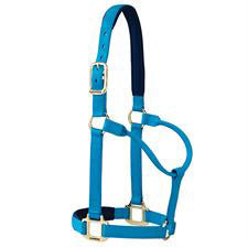 Weaver Leather Blue and Navy Blue Padded Halter