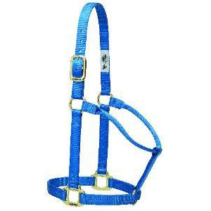 "Weaver Leather Blue Non Adjustable 1"" Halter"