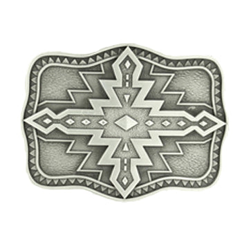 Rectangle Aztec Buckle