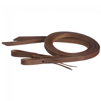 "3/4"" x 8' Harness Leather Reins"