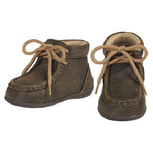 DBL Barrel Toddler Boy's Gavin Brown Moc