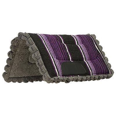 Weaver Leather Purple Felt Pony Pad