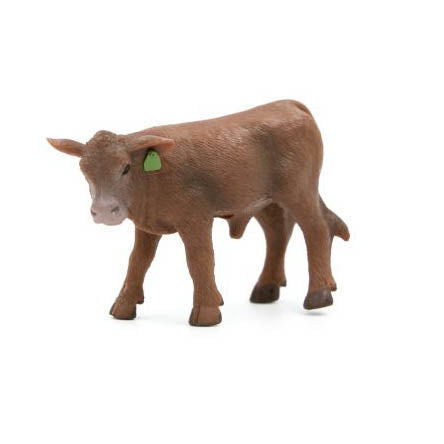 Little Buster Toys Red Angus Calf