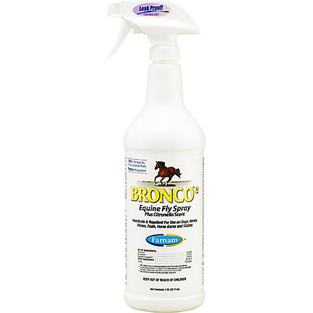 Bronco E Fly Citrone 32 oz Spray