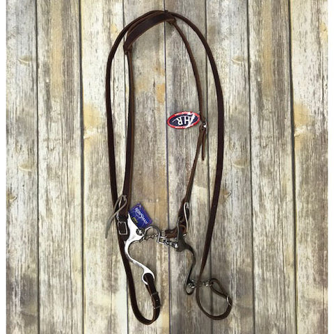 HR One Ear Bridle Set with Reinsman Bit