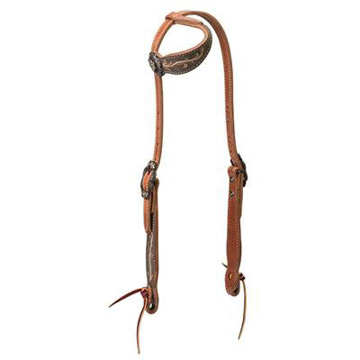Weaver Leather Country Charm Sliding Ear Headstall