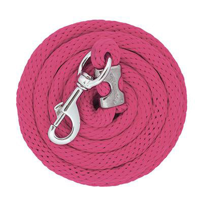 Weaver Leather Blush 10' Poly Lead Rope